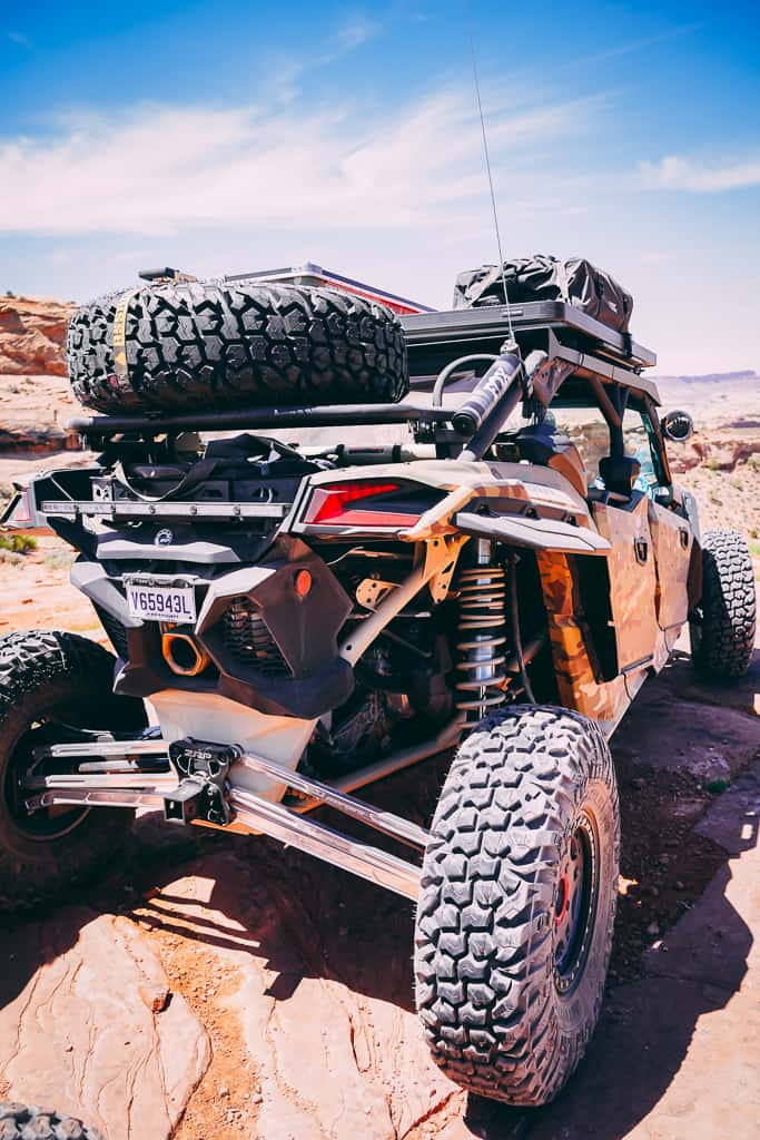 Can Am Moab 45