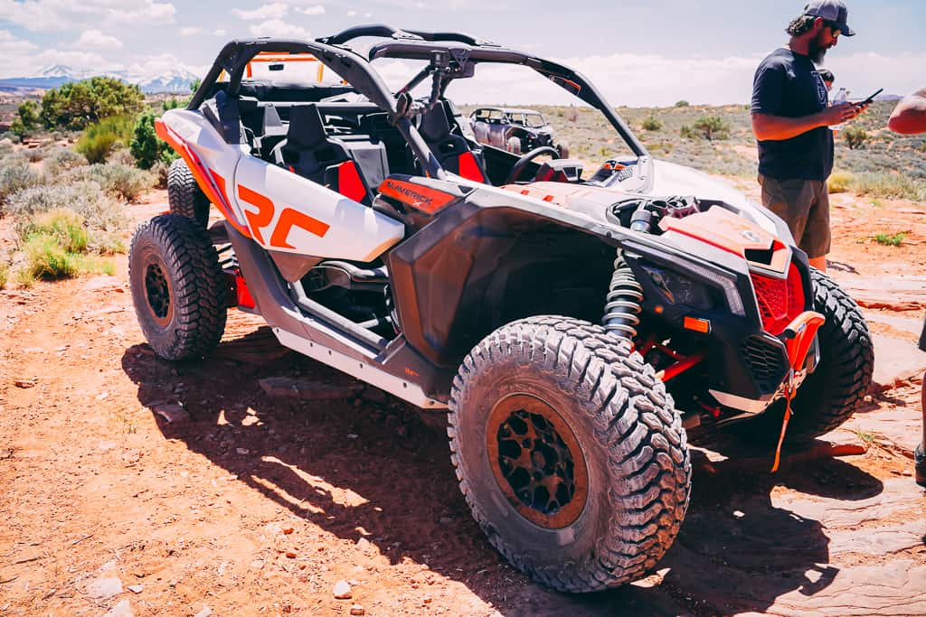 Can Am Moab 46