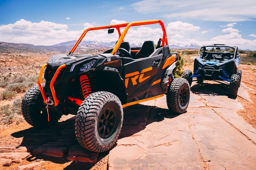 Can Am Moab 52