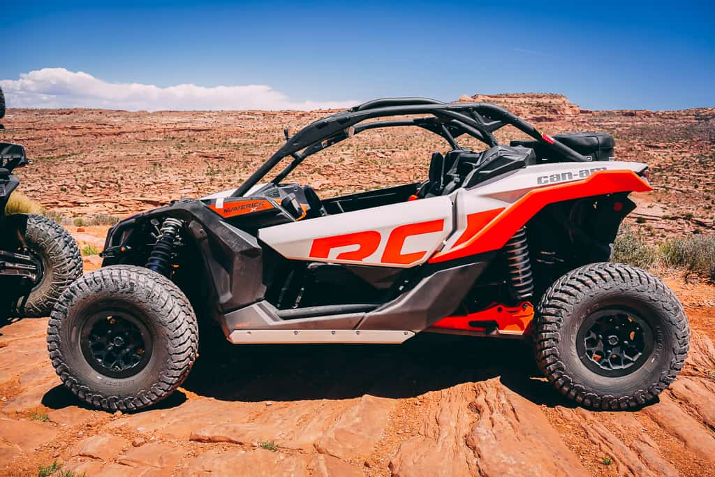 Can Am Moab 53