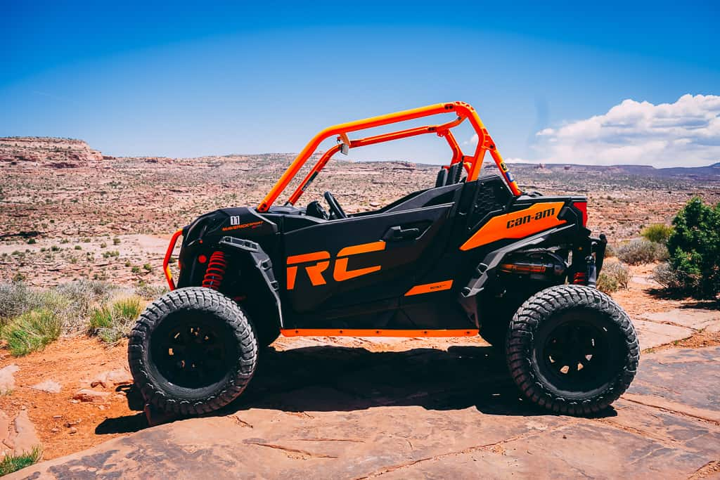 Can Am Moab 54
