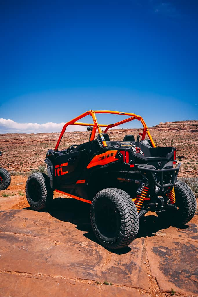 Can Am Moab 55