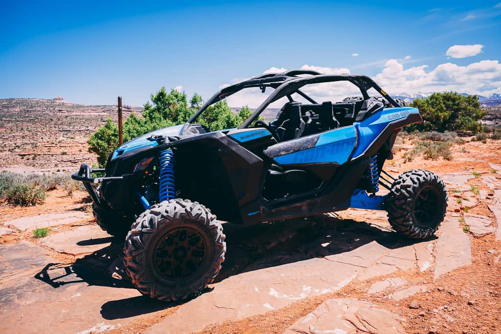 Can Am Moab 57