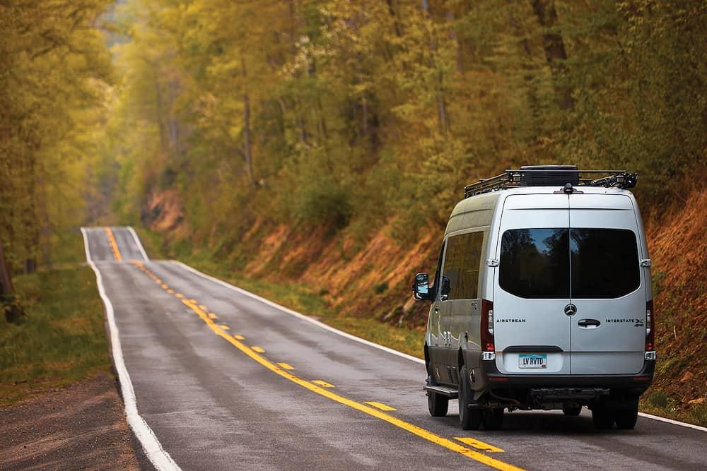 Airstream Interstate 24X Van 09