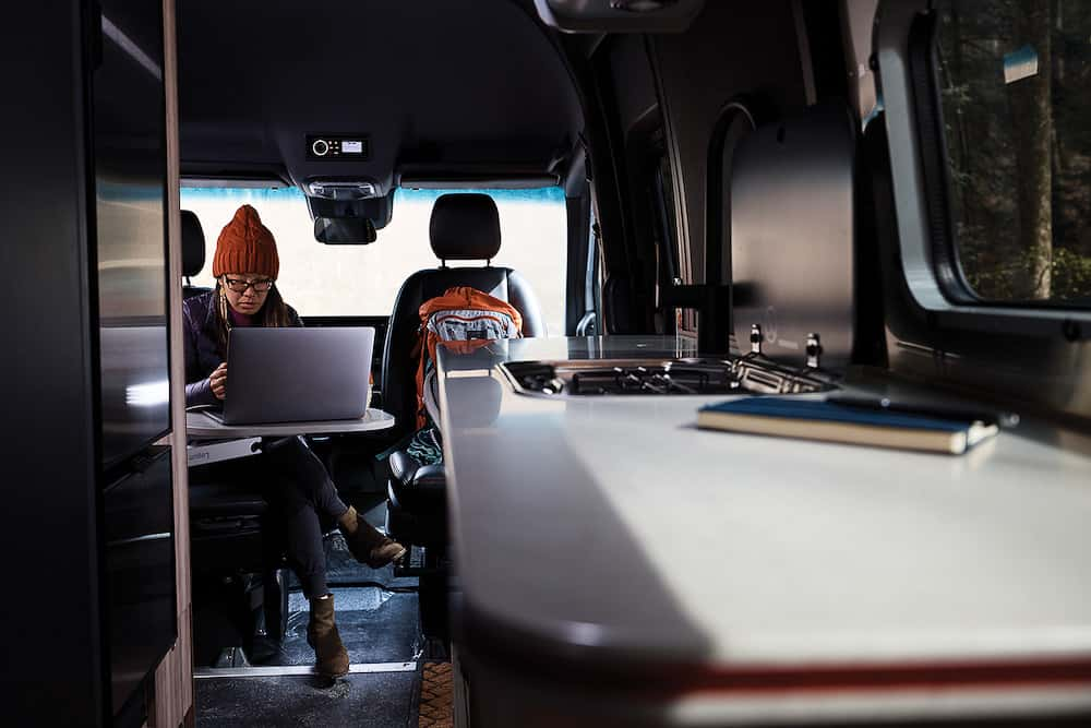Airstream Interstate 24X Van 12