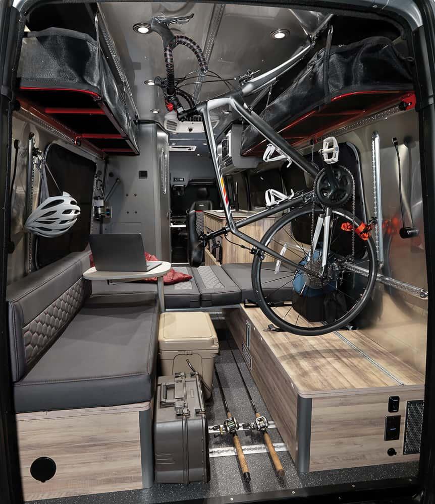 Airstream Interstate 24X Van interior 01