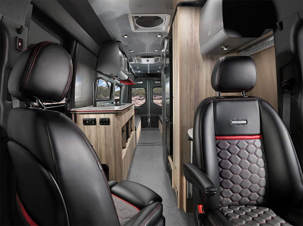 Airstream Interstate 24X Van interior 21