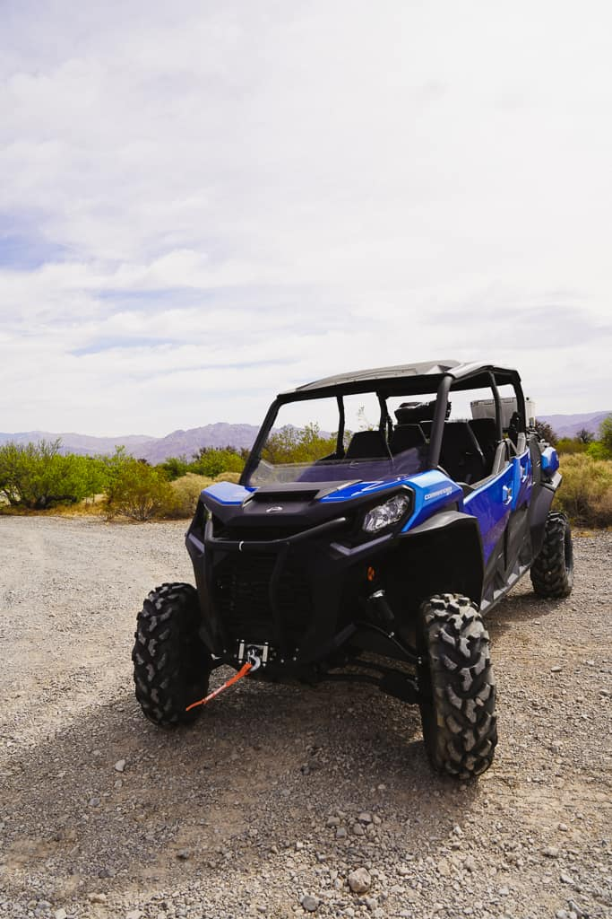 Can Am Ranch 104 1