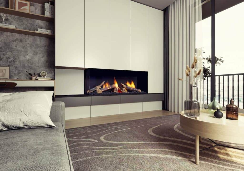 New Ortal Wilderness Collection fireplaces