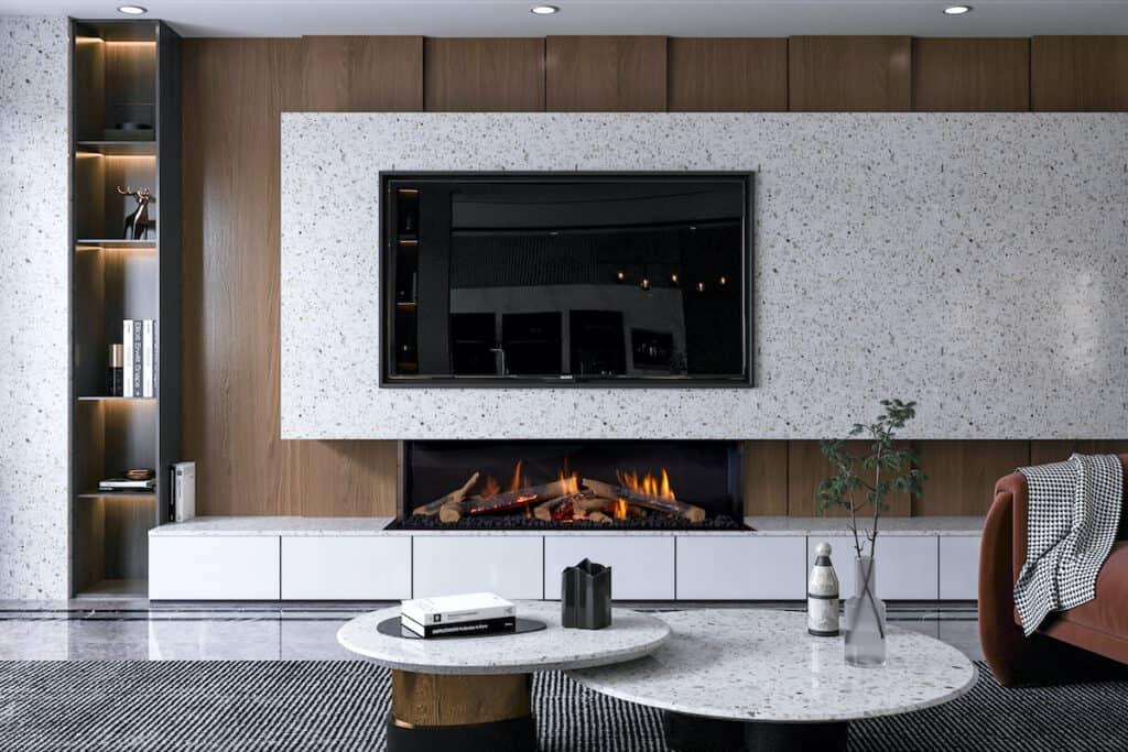 Ortal Wilderness fireplace model 60 TS