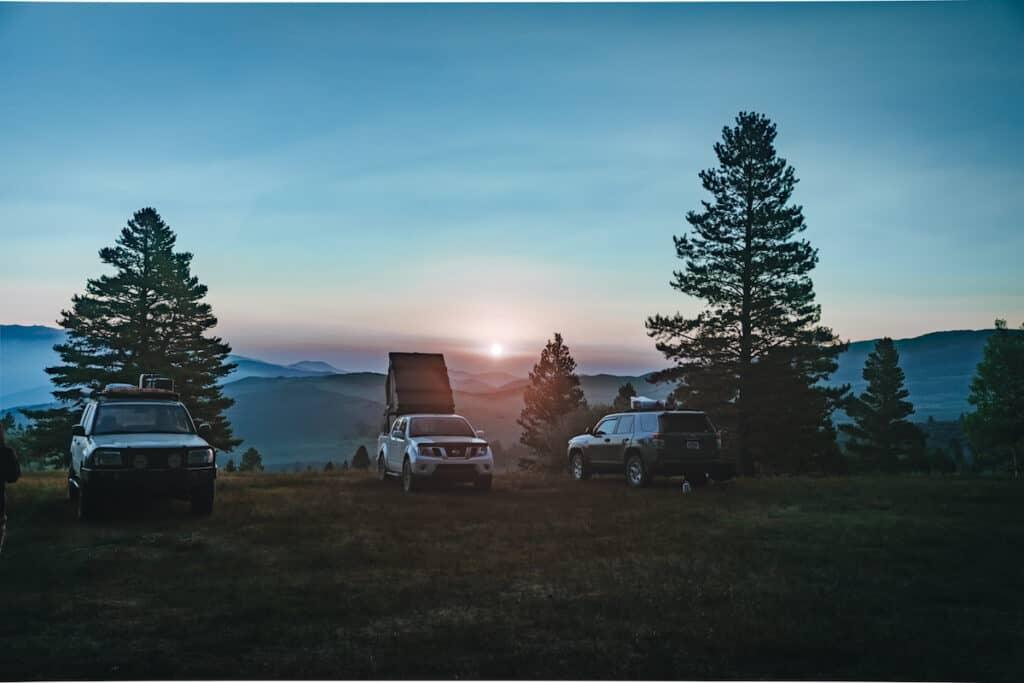 bridgeport camping