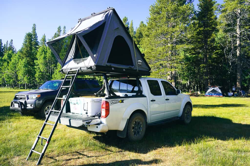 Bridgeport Camping 016