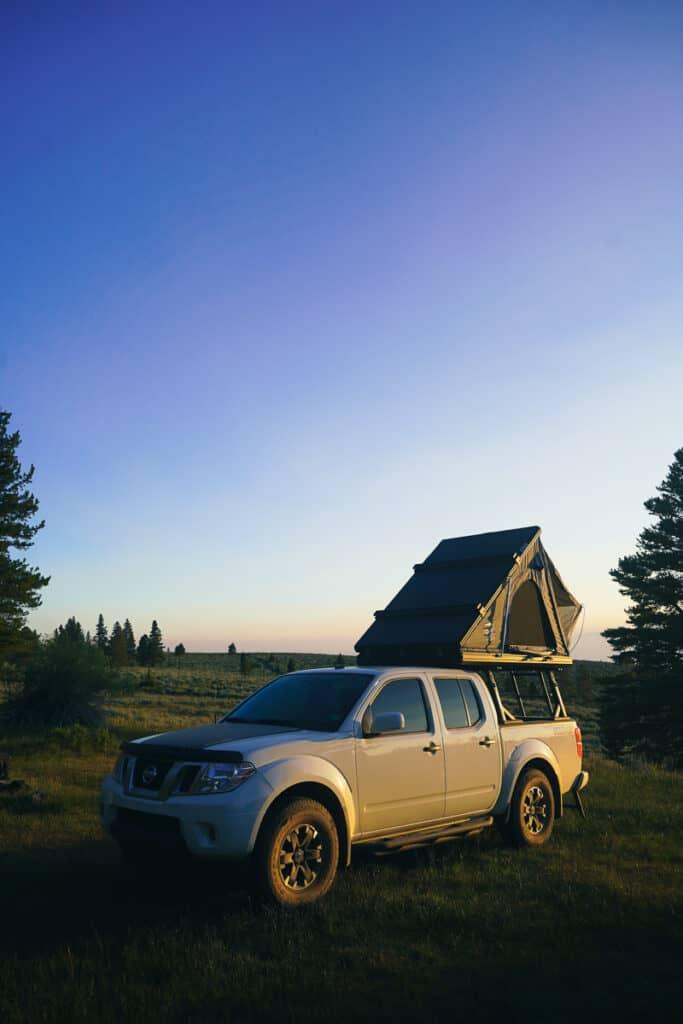 CVT Mt Hood Rooftop Tent 08