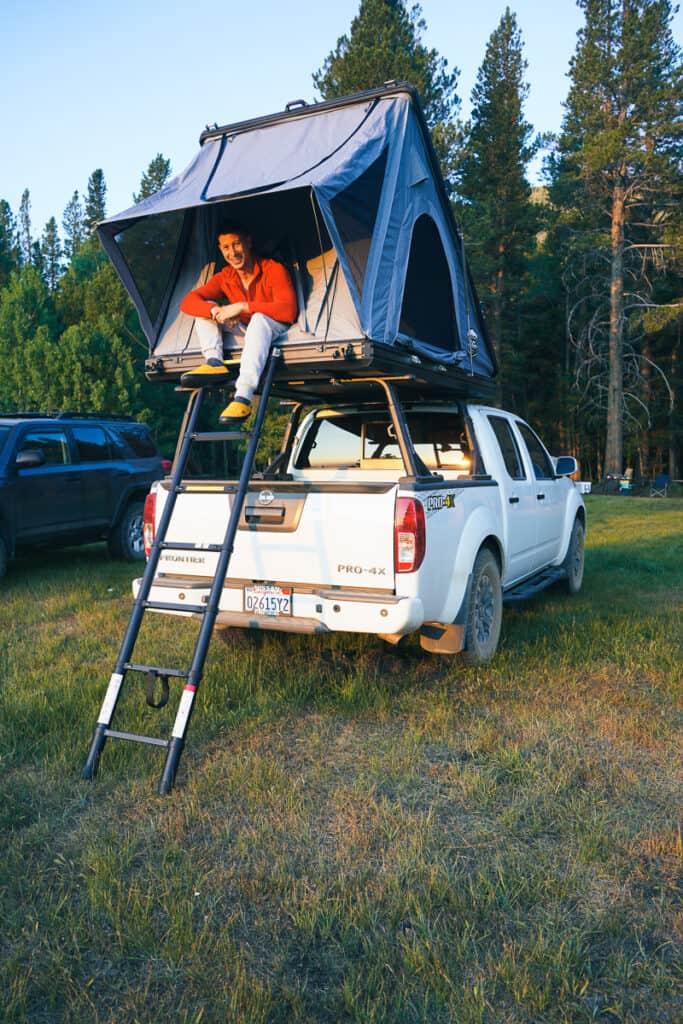 CVT Mt Hood Rooftop Tent 10