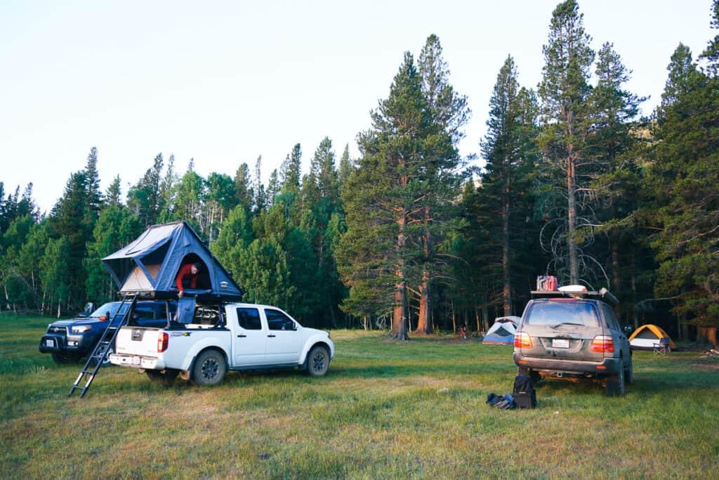 CVT Mt Hood Rooftop Tent 11