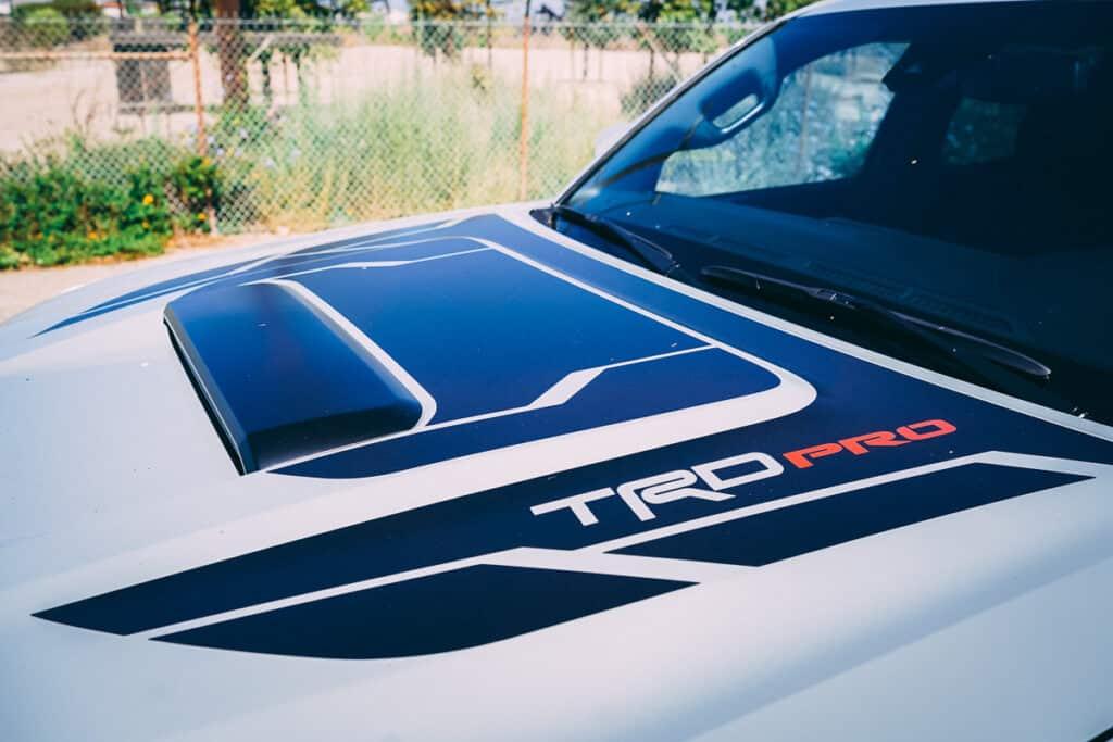 Toyota Tacoma TRD Pro Photos Interior Exterior 04