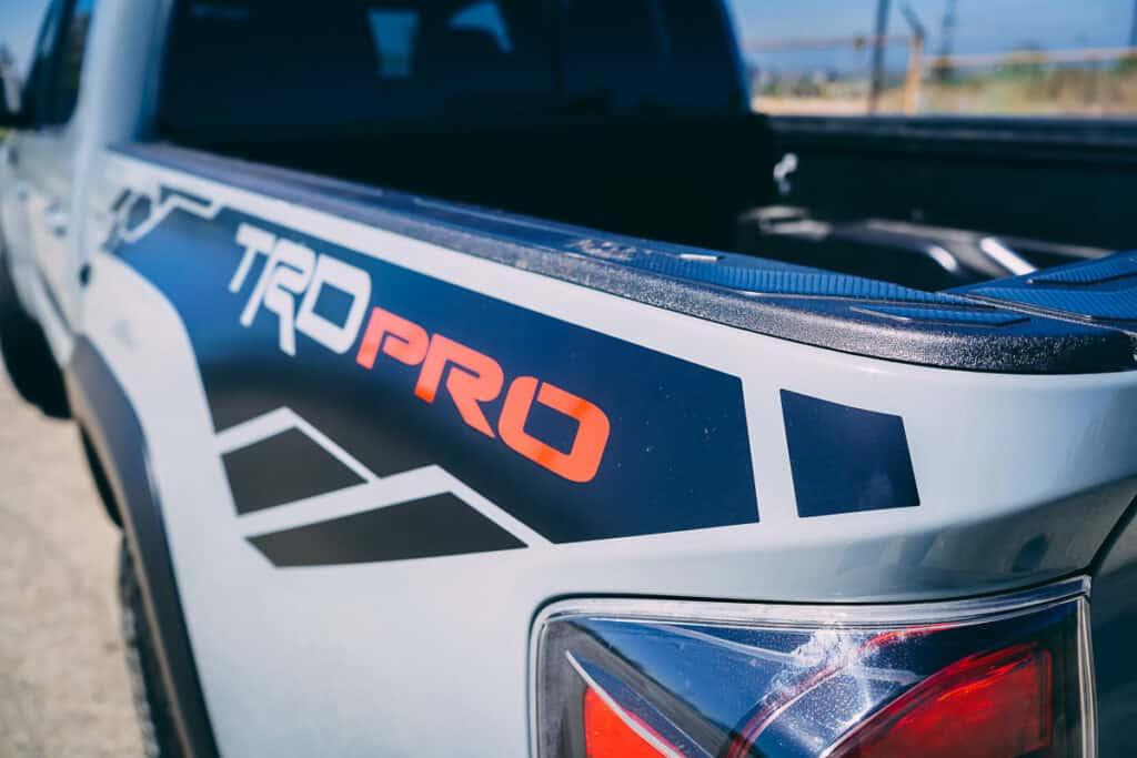 Toyota Tacoma TRD Pro Photos Interior Exterior 06