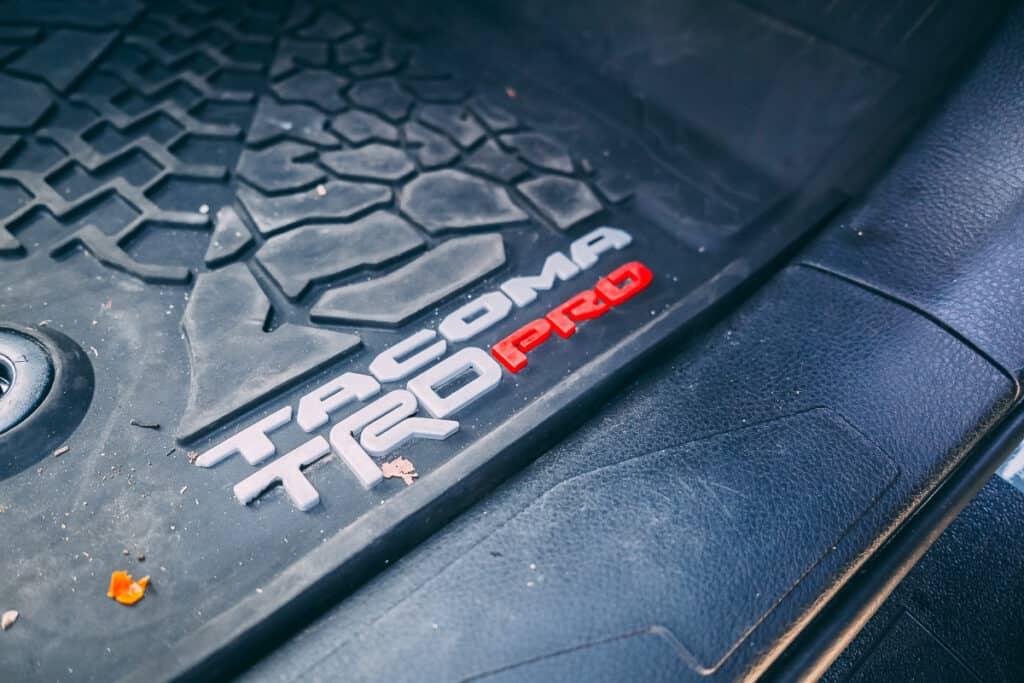 Toyota Tacoma TRD Pro Photos Interior Exterior 13