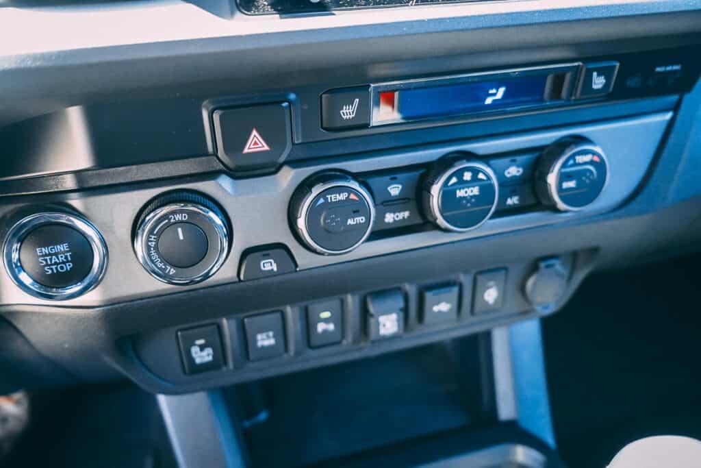 Toyota Tacoma TRD Pro Photos Interior Exterior 23