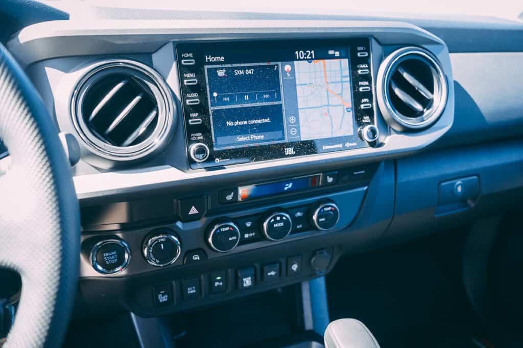 Toyota Tacoma TRD Pro Photos Interior Exterior 24
