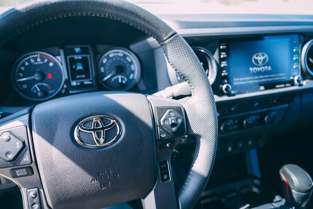 Toyota Tacoma TRD Pro Photos Interior Exterior 25