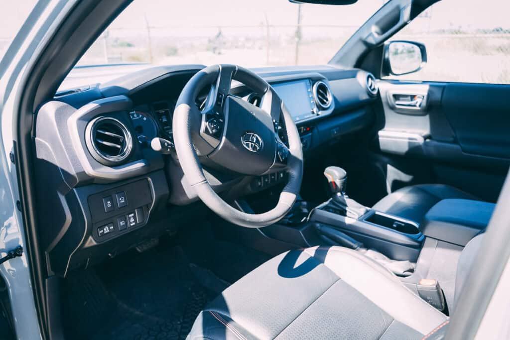 Toyota Tacoma TRD Pro Photos Interior Exterior 26