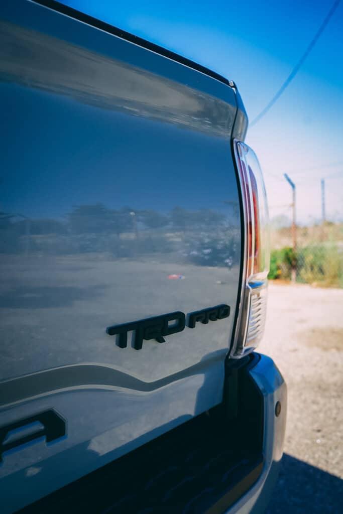 Toyota Tacoma TRD Pro Photos Interior Exterior 32