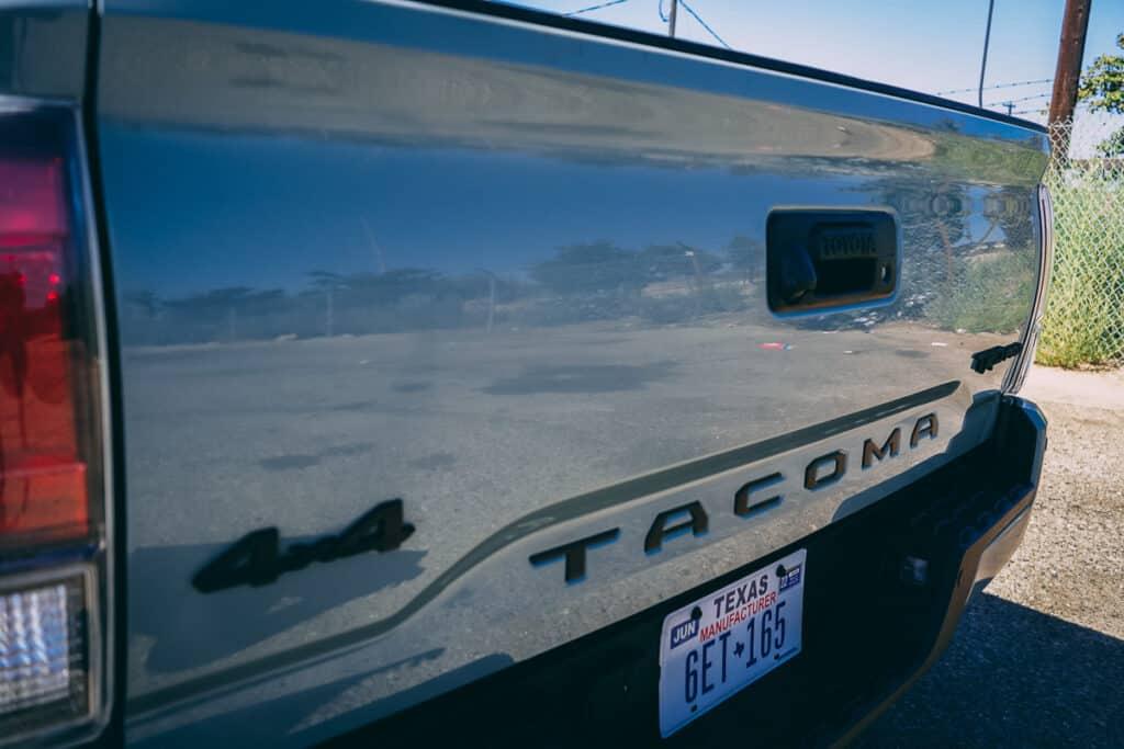 Toyota Tacoma TRD Pro Photos Interior Exterior 33