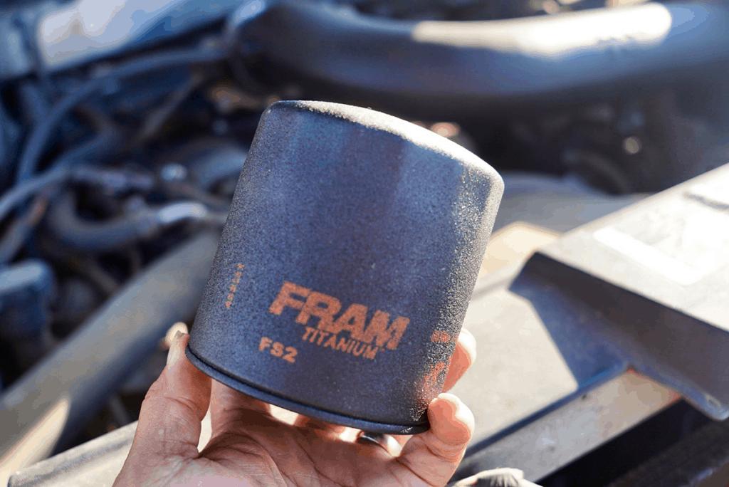 fram-titanium-oil-filter